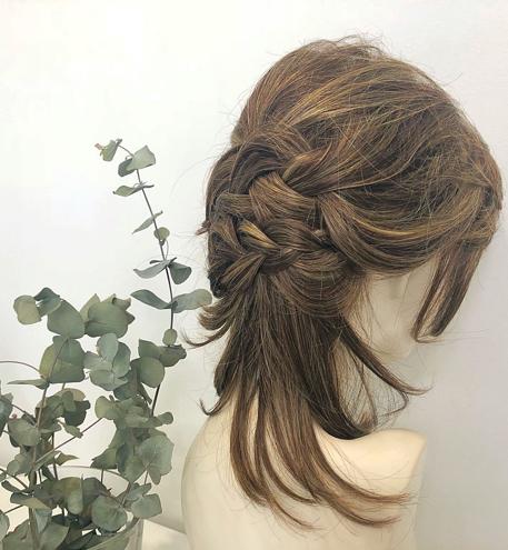 pelucas oncológicas de pelo natural