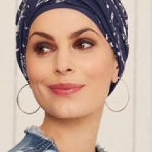 Turbantes de calidad para pacientes con cáncer
