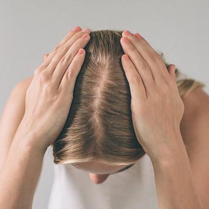Epidermis irritada por quimioterapia