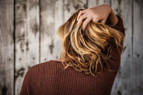efluvio telógeno agudo caída del cabello por covid 19