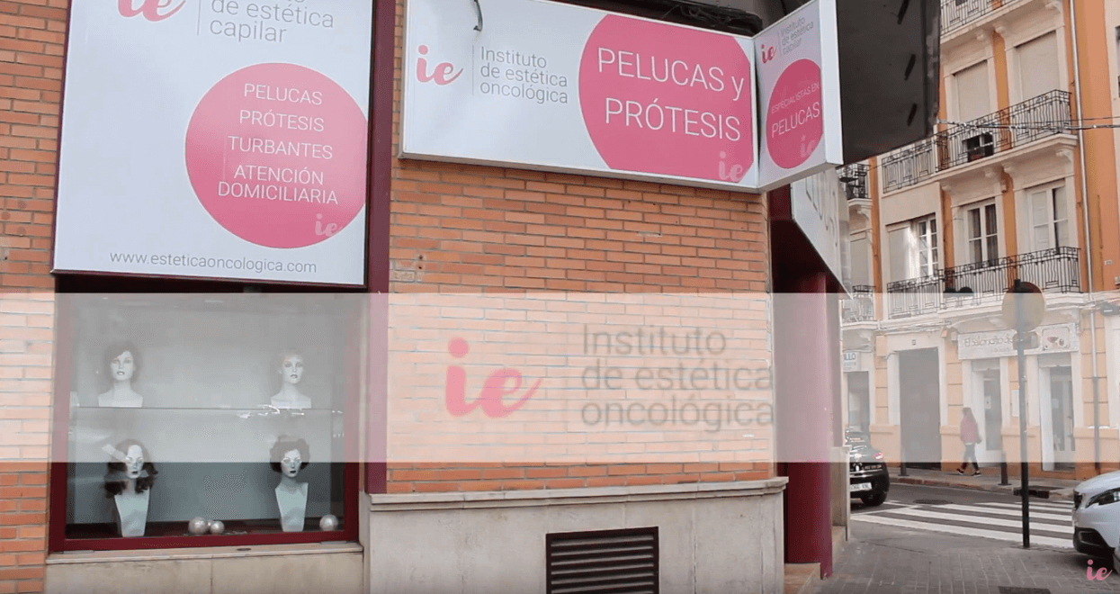 Fachada Instituto de estética oncológica