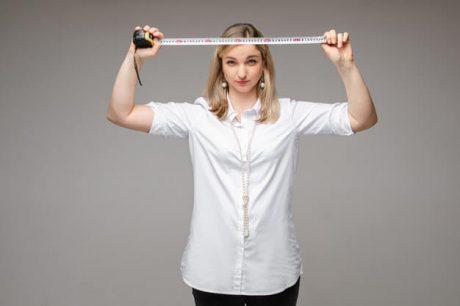 como medir talla de la cabeza para elegir peluca oncológica