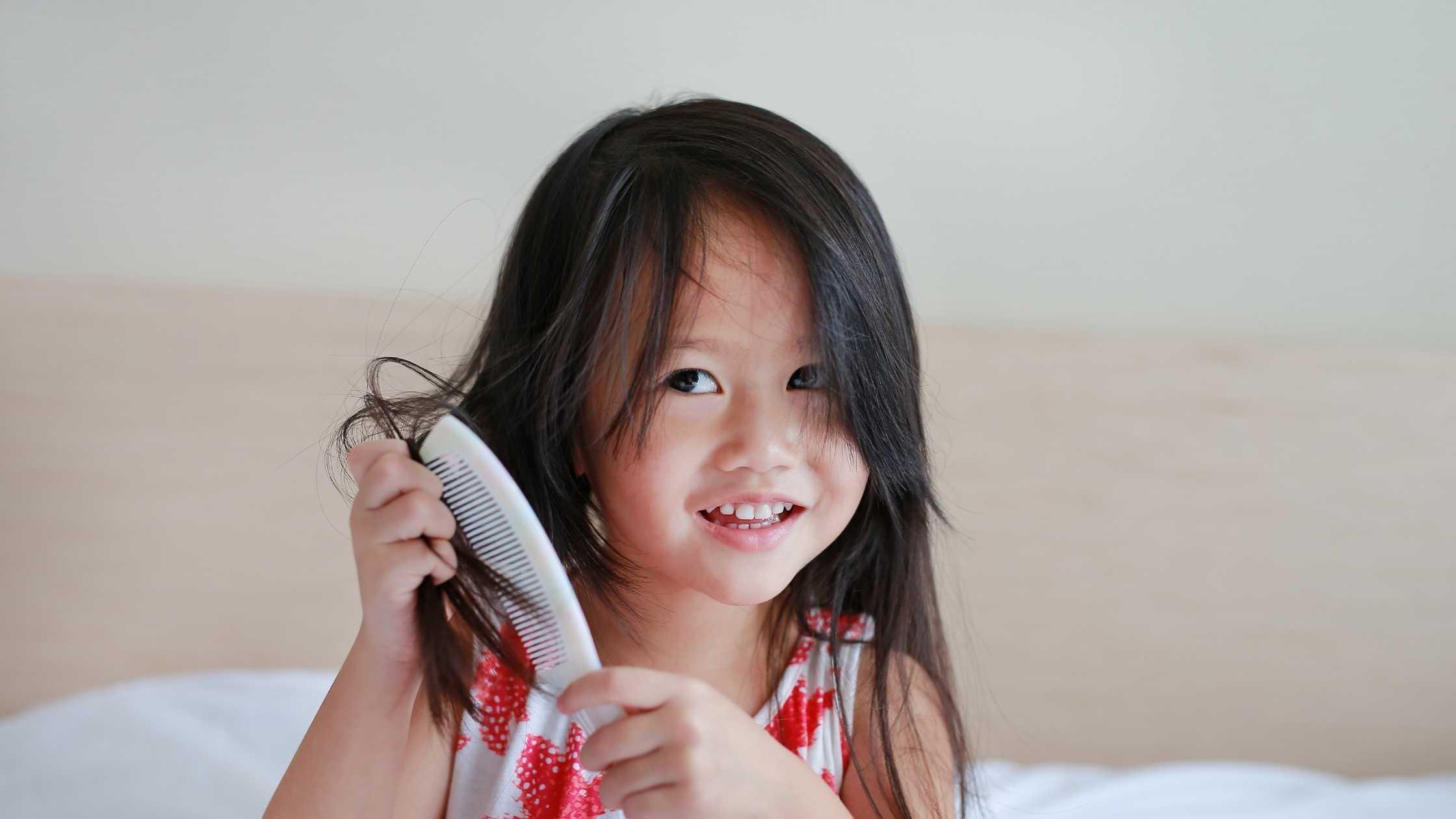 Pelucas oncológicas para niñas
